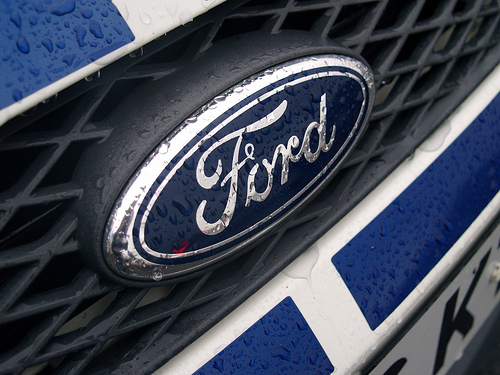 Ford Van 100th Anniversary