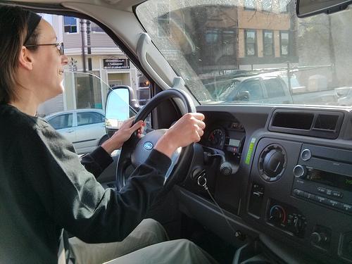 Young drivers van insurance