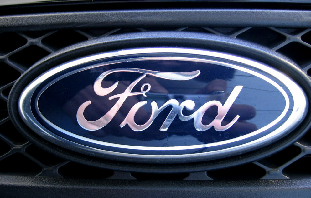 Image of Ford Logo