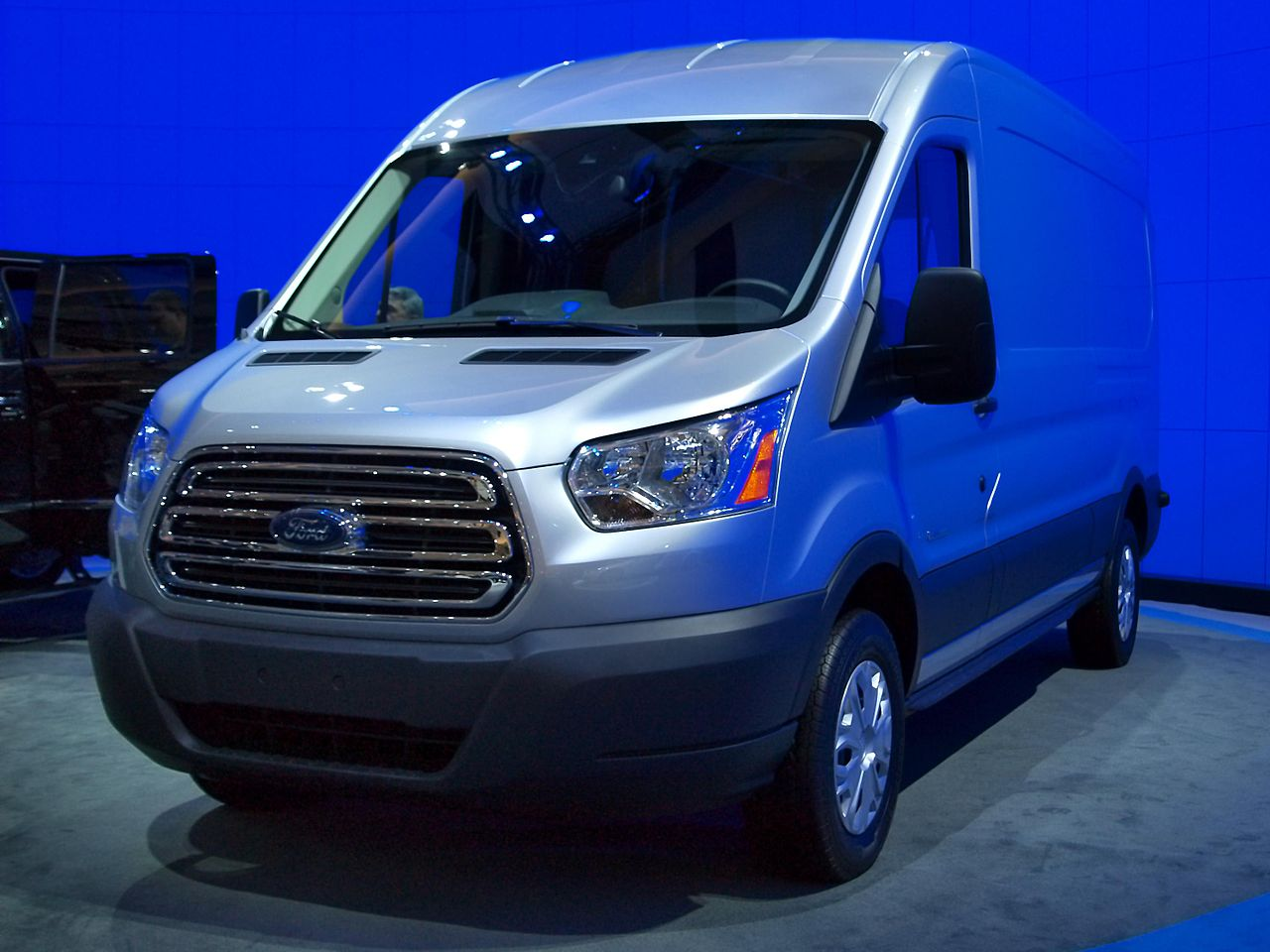 Image of New Van